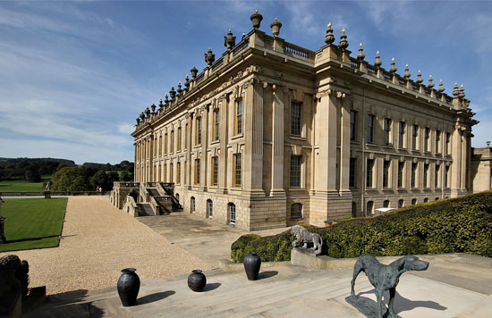post image Dream Destinations for Wedding Photos Chatsworth House - Dream Destinations for Wedding Photos